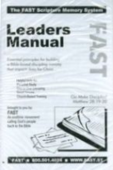 FAST Leaders  Manual
