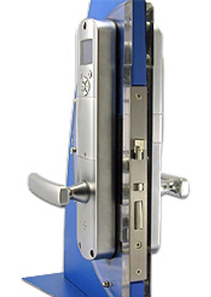 Mortise Latch Biometric Lock