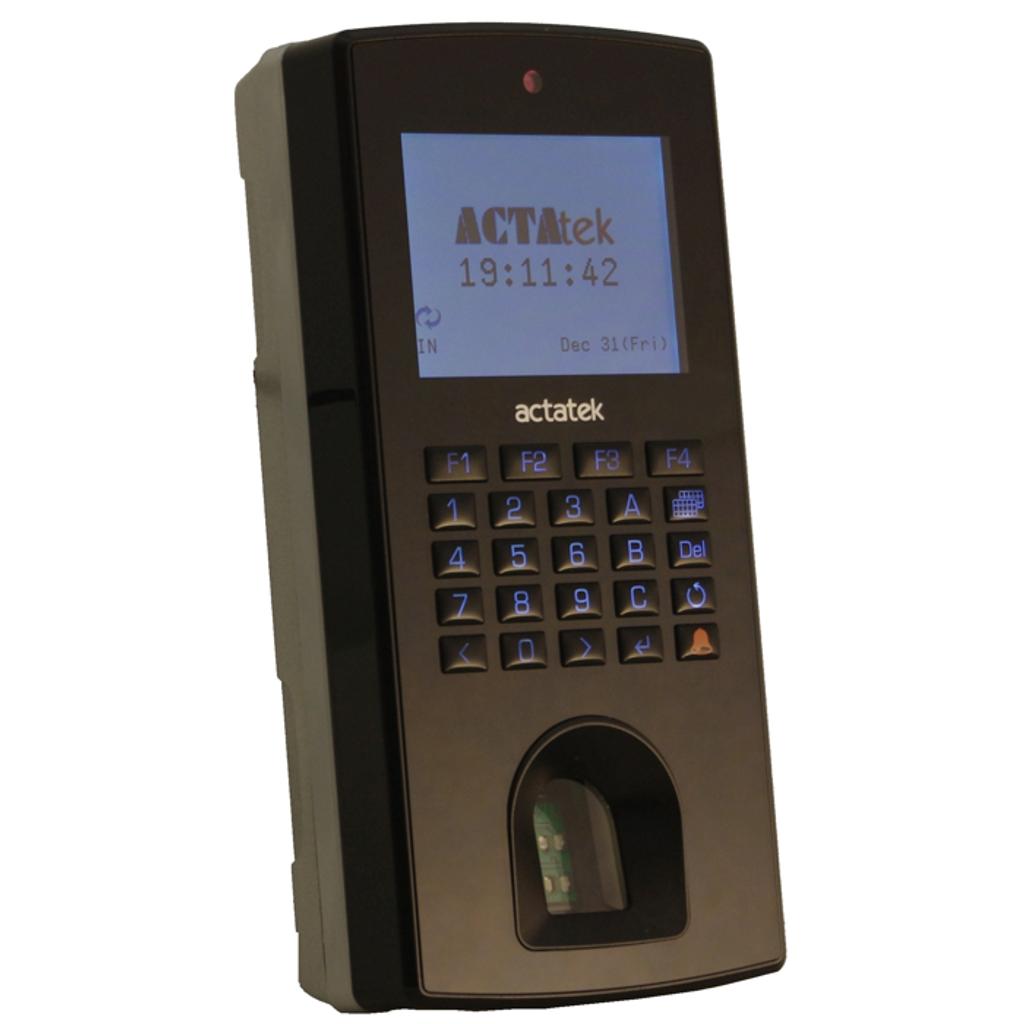 ACTAtek 3rd Generation Fingerprint, Card, and Fob Access Control Unit