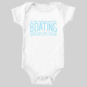 Baby Boating Bodysuit