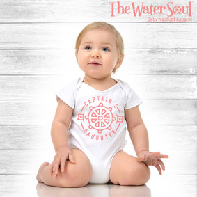 Captain's Daughter Watergirl Bodysuit