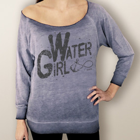 Women's Sweatshirt - WaterGirl Infinity