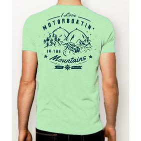 Men's Boating T-Shirt- NautiGuy Motorboatin