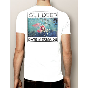 Men's Boating T-Shirt - Date Mermaids