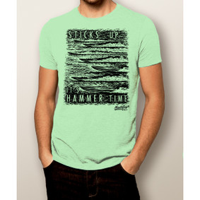Men's Boating T-Shirt- Hammer Time (More Color Choices)