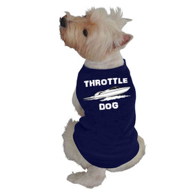 NautiPet Tank-Throttle Dog