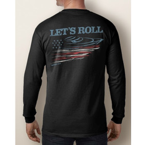 Men's Boating Long Sleeve with Pocket  - Let's Roll