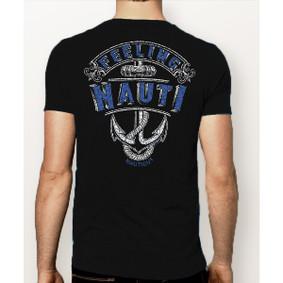 Men's Boating T-Shirt - Feeling Nauti