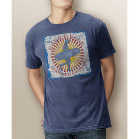 Guy's Wake & Lake Endless Summer - Comfort Colors Tee (More Color Choices)