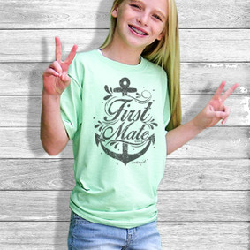 Youth Short- Sleeve- First Mate