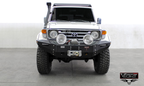 LAND CRUISER FRONT ULTIMA BUMPER PD-089-SP6