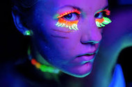 LED Eyelashes Are Apparently the Latest Trend in Makeup