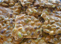 5 oz. Atomic Hot Chili Pistachio Brittle