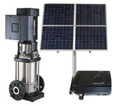 Raintech Solar Surface Water Pump for use with Backup Generator