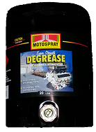 Motospray Super Strength Degreaser 20ltr (MSD-20L)
