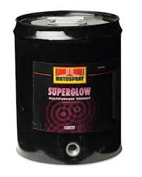 Motospray Superglow Thinners 20 ltrs (MSGPT-20L)