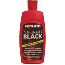 Mothers Naturally Black 236ml (06108)
