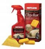 Mothers Clay Bar Kit (07240)