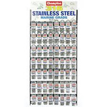 Champion Stainless Steel Products 316 marine