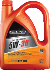 Nulon 5Ltr Engine Oil  5W-30 (NO5-5L)