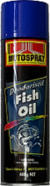 Motospray Fish Oil 400g (MSFO-400G)