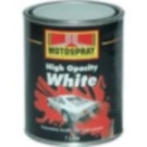 Motospray High Opacity White 1L (MSHOW-1L)