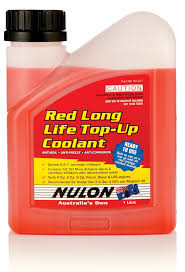 Nulon Long Life Coolant Top Up Red 1ltr (RLLTU)