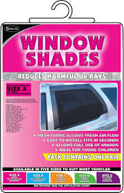 Window Shade  Large Rectangular size A (Sox-A)