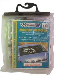 Emergency Windscreen (ESCREEN)