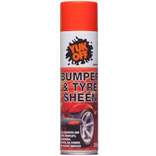 Yuk Off Bumper and Tyre Shine 350g (Y182)
