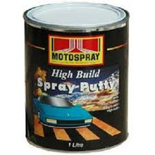 Motospray Spray Putty 4ltr (MSSP-4L)