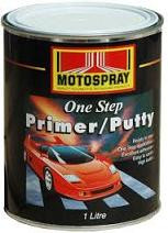 Motospray Primer Putty 1ltr (MSPP-1L)