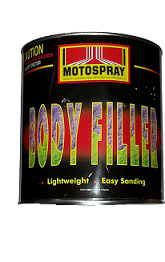 Motospray Body Filler 4kg (MSLW-4KG)