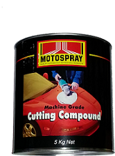 Motospray Cutting Compound 5kg (MSCC-5KG)