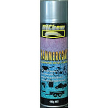 Motospray Hammercoat Black 400g (MSHCB-400G)