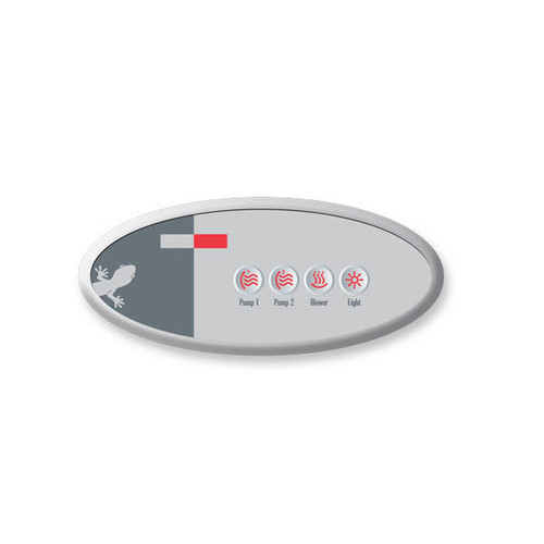 Gecko TSC-3-GE1 Topside Control with Overlay