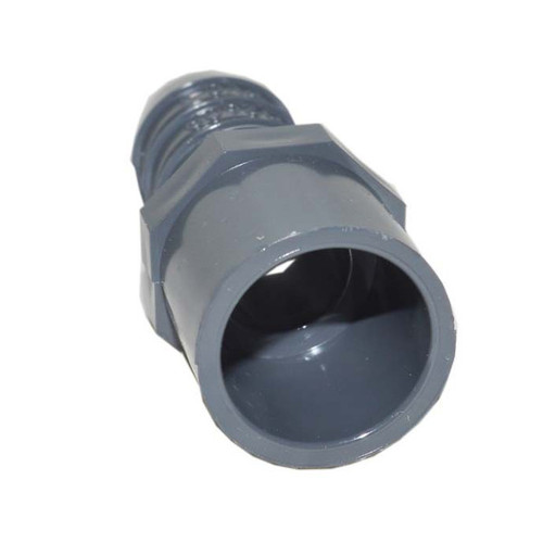 "PVC Insert Fitting Adapter - 3/4""SP x 3/4"" Barb"