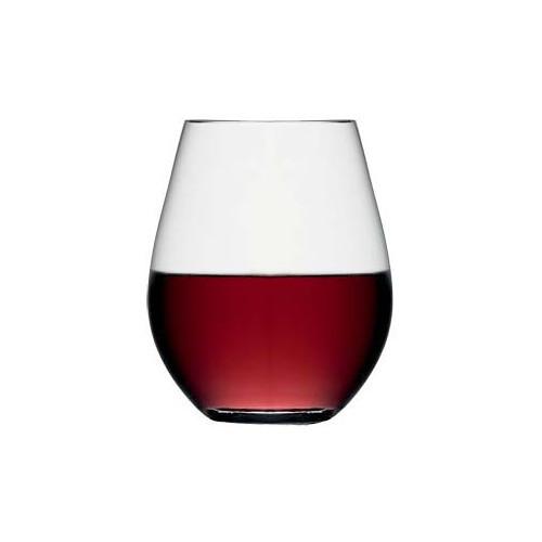 Premium Unbreakable Drinkware - Stemless Wine Glass 400mL