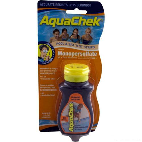 AquaChek® Monopersulfate 3-in-1