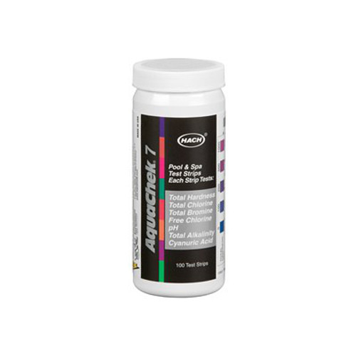 AquaChek® Silver 7-in-1 Test Strips