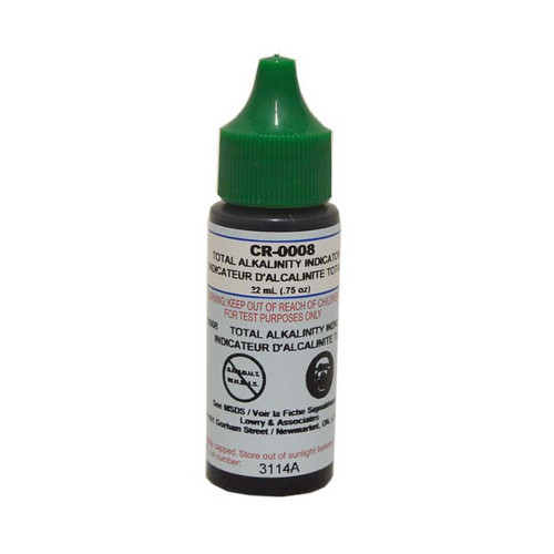 Taylor Test Reagent R-0008-A Total Alkalinity - 0.75oz