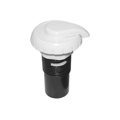 Waterway Air Control Valve, Lever Style - White