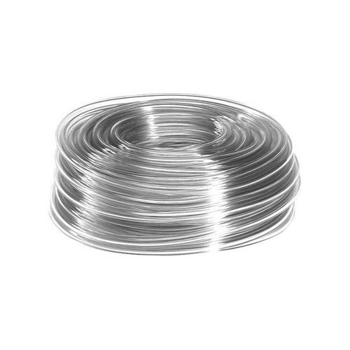 """Clear Vinyl Hose 3/4"""" for pools and hot tubs (50' Roll)"""