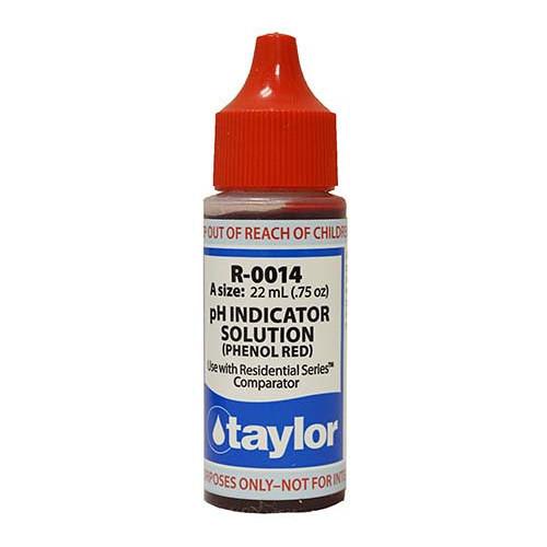 Taylor R-0014-A PH Indicator Reagent 22ml