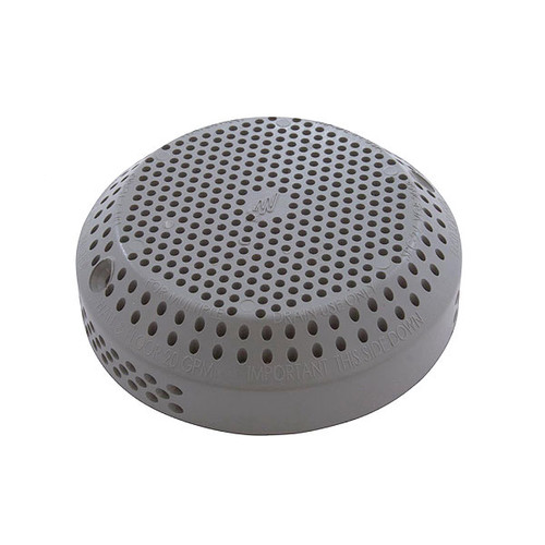 Waterway Hi-Flo hot tub suction cover 642-3257V (Grey)