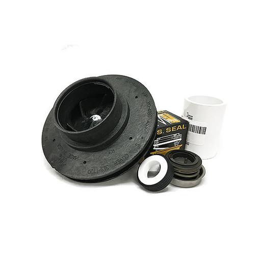 Waterway PF-20-2N22 pump impeller and seal kit