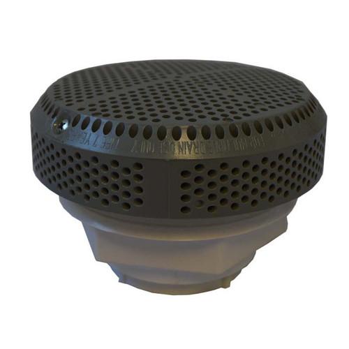 Waterway Super Hi-Flo Hot Tub Suction Fitting 640-3577V