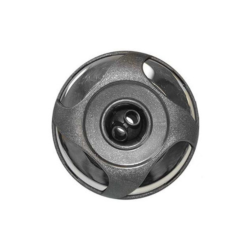 "Waterway Threaded 2"" Twin Roto Jet - SS/Grey"
