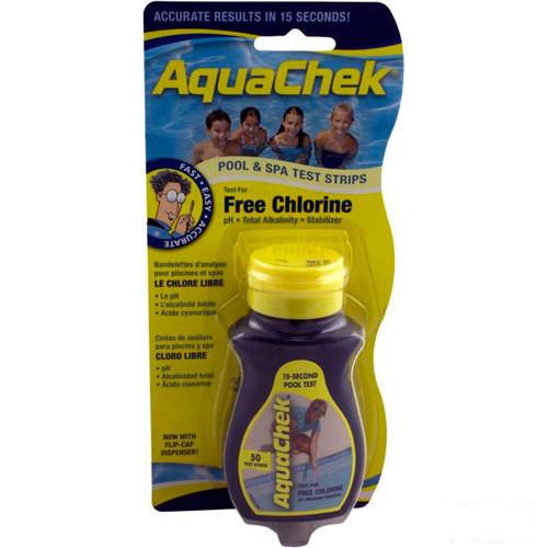 AquaChek® Chlorine 4-in-1