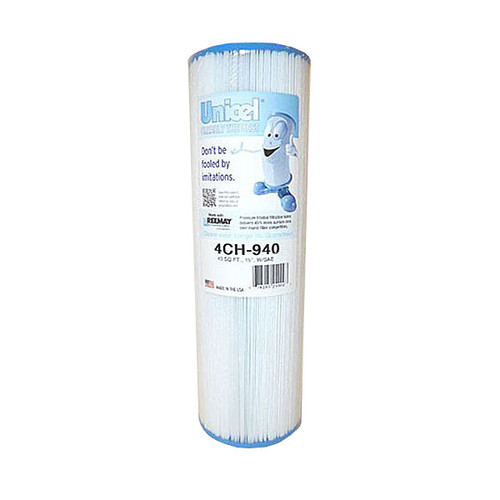 Unicel® 4CH-940 Hot Tub Filter for Dimension One Spas (PDO-UF40P2, FC-0177)